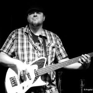 Nashville Bassist Ryan Byrne
