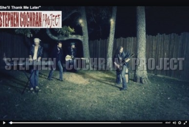 Stephen Cochran Project | She'll Thank Me Later | Music Video