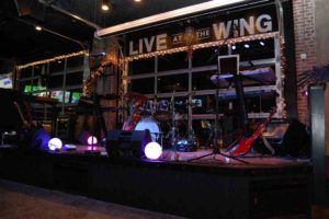 Groove Evolution @ Wild Wing Cafe Johnson City 4-22-17
