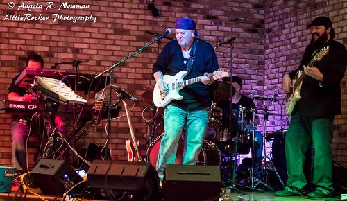 Groove Evolution @ Wild Wing Cafe Knoxville 7-15-17